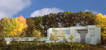 Oakbrook Residence |  | Main Architecture | Todd Main | Chicago Architect | LEED Architects | AIA | NCARB | Chicago Architects