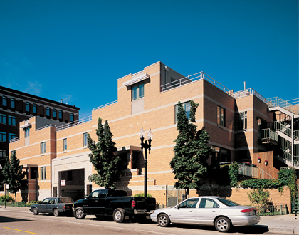 Schiller Place | Townhomes | Main Architecture | Todd Main | Chicago Architect | LEED Architects | AIA | NCARB | Chicago Architects
