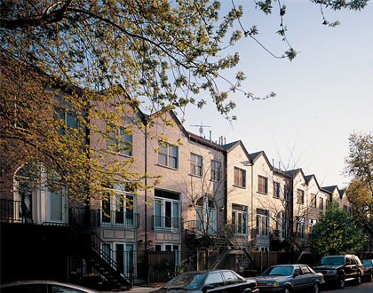 Seminary Place | Townhomes | Main Architecture | Todd Main | Chicago Architect | LEED Architects | AIA | NCARB | Chicago Architects